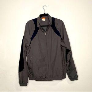 Vintage Nike Women's Windbreaker Jacket Size XL